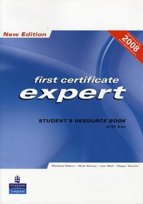 FCE Expert New Edition Students Resource book ( with Key ) for Pack