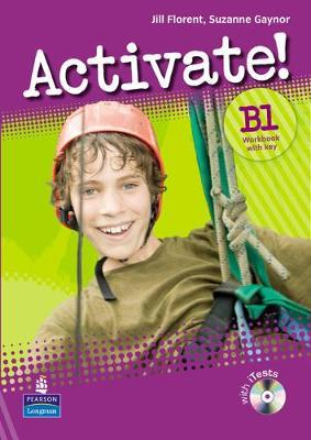Activate! B1 Workbook with Key for pack