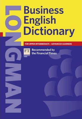 Longman Business Dictionary Paper New Edition : 9781405851381