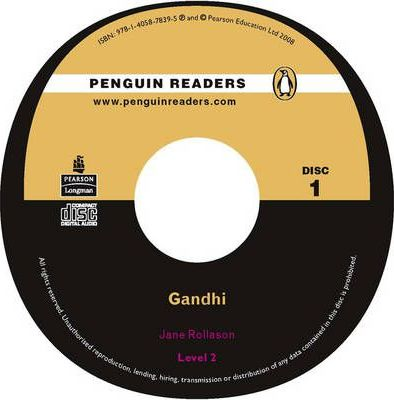 PLPR2Gandhi CD for Pack