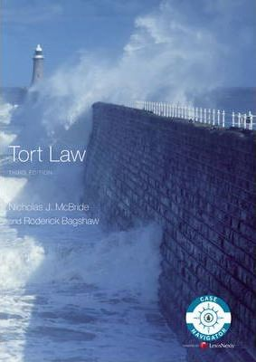 McBride and Bagshaw: Tort Law