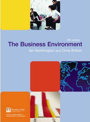 Valuepack:The Business Enviroment with How to Write Great Essays