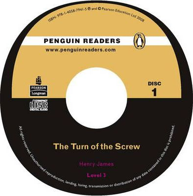 PLPR3Turn of the Screw, The CD for Pack