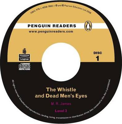 PLPR2Whistle and the Dead Men's Eyes', The CD for Pack