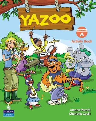 Yazoo Greece Junior A Activity Book