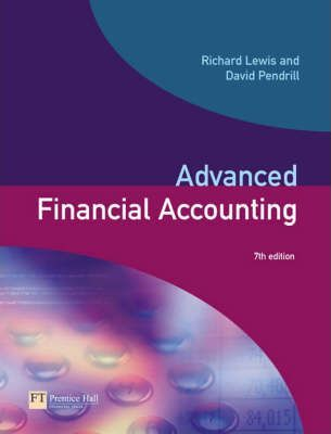 Valuepack:Advanced Financial Accounting/Comparative International Accounting