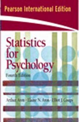 Valuepack:Statistics for Psychology:Int Ed/SPSS for Windows Step-by-Step:A Simple Guide & Reference 14.0 Update/Introduction to Research Methods in Psychology