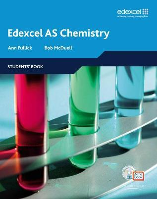 Edexcel A Level Science: AS Chemistry Students' Book with ActiveBook: Students' Book with ActiveBook
