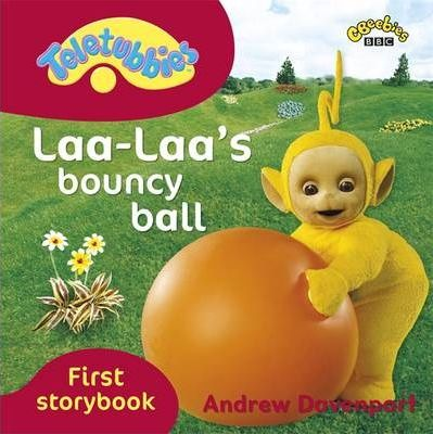 Laa-Laa's Bouncy Ball