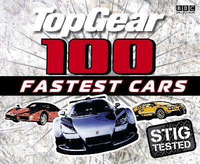 Top Gear: 100 Fastest Cars Cover Image