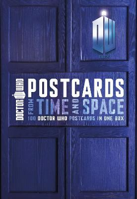 Doctor Who Postcards from Time and Space