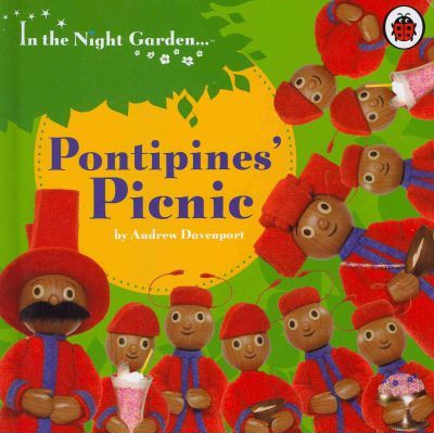 In The Night Garden The Pontipines Picnic Andrew Davenport