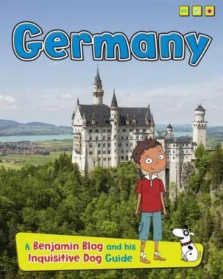 Country Guides, with Benjamin Blog and his Inquisitive Dog Pack C of 4