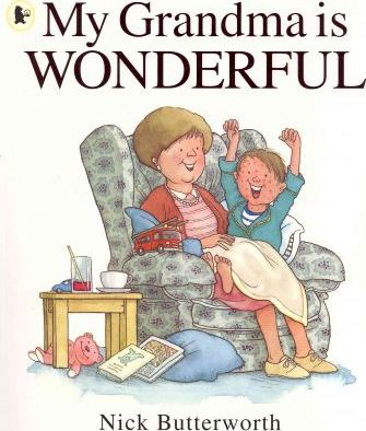 Image result for my grandma is amazing book