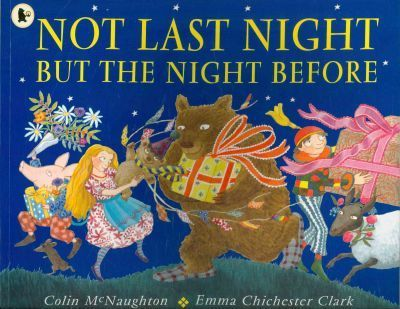76a075183f Not Last Night but the Night Before   Colin McNaughton   9781406325560