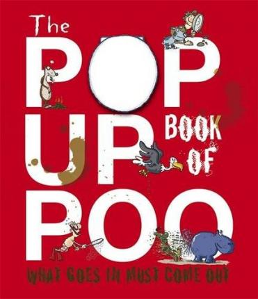 The Pop Up Book of Poo Cover Image