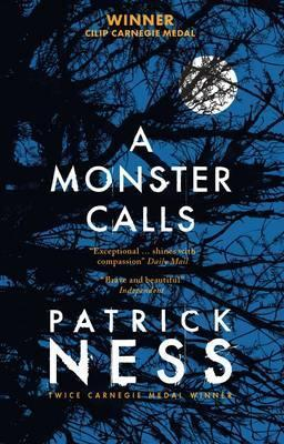 A Monster Calls : Winner of the Carnegie Medal 2012, the Kate Greenaway Medal 2012, the Galaxy National Book Award 2011, the Red House Children's Book Awars and others. Nominated for the Deutscher Jugendliteraturpreis 2012, category Kinderbuch and category Preis der Jugendlichen