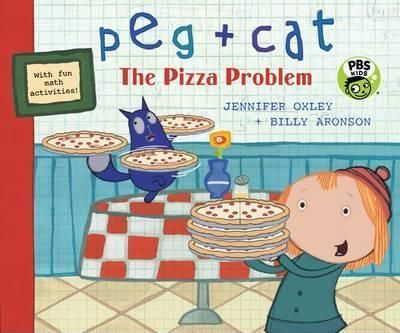 Peg + Cat: The Pizza Problem : The Fred Rogers Company