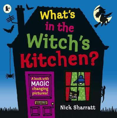 What's in the Witch's Kitchen? Cover Image
