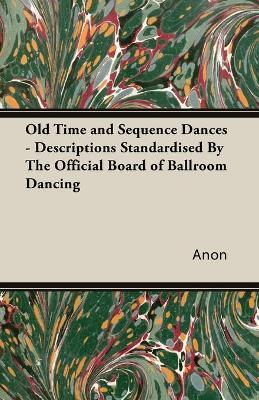 Old Time and Sequence Dances