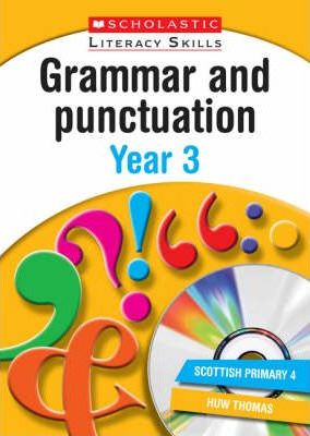 Grammar and Punctuation Year 3
