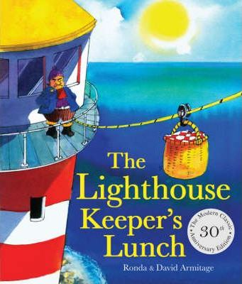 The Lighthouse Keeper's Lunch : Ronda Armitage : 9781407103150