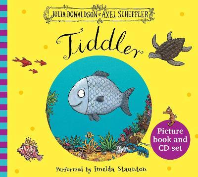 Tiddler book and CD