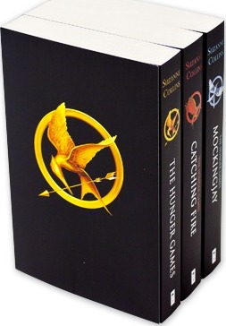 For hunger games book