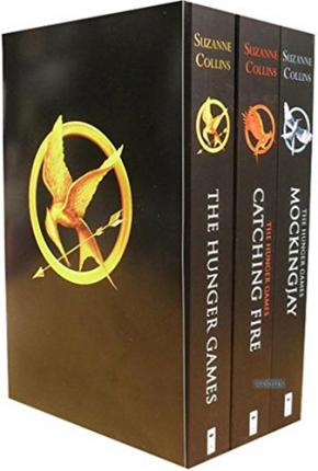 how many books of the hunger games