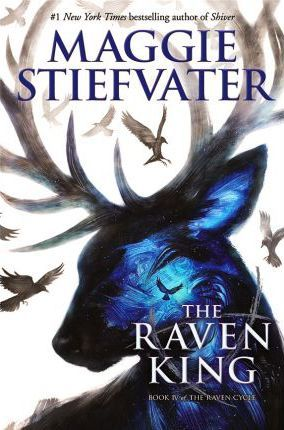 The Raven King Cover Image