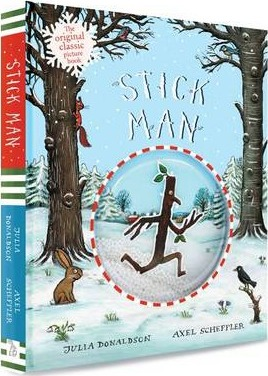 Stick Man (Snow Dome Gift Edition)