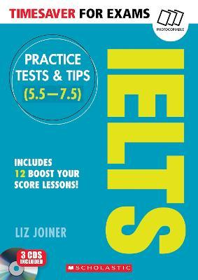 Practice Tests & Tips for IELTS : Liz Joiner : 9781407169712