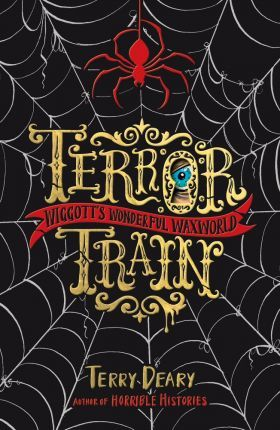 Wiggott's Wonderful Waxworld: Terror Train