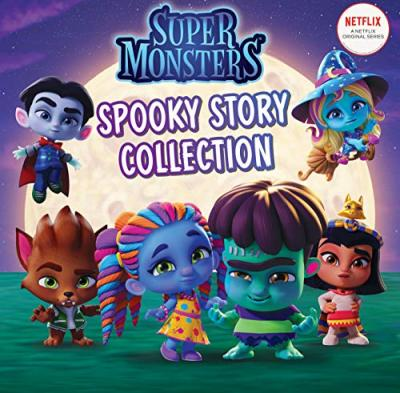 Spooky Story Collection (Super Monsters - Netflix)