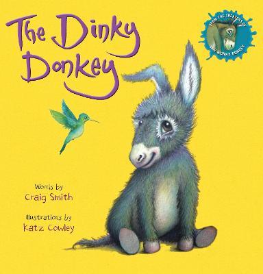 The Dinky Donkey (PB) Cover Image