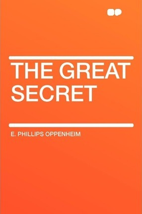 The Great Secret Cover Image
