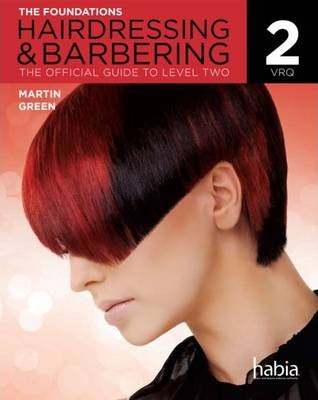 Hairdressing barbering the foundations martin green 9781408071113 hairdressing barbering the foundations fandeluxe Images