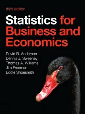 Statistics for business and economics jim freeman 9781408088395 fandeluxe