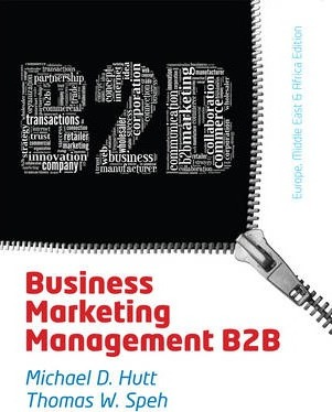 Business Marketing Management B2b Ebook