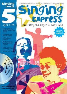 Singing Express 5 Single User Licence  Complete Singing Scheme for Primary Class Teachers