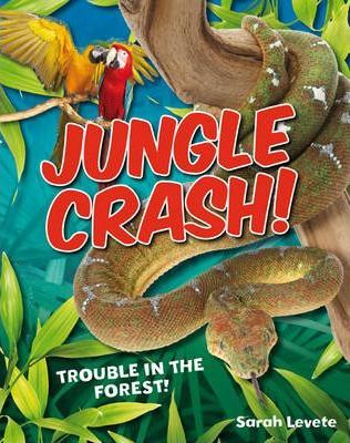 Jungle Crash!: Age 6-7, Average Readers