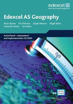 Edexcel Geography AS ActiveTeach Pack with CDROM