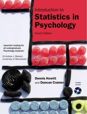 Introduction to Statistics in Psychology: AND Introduction to SPSS in Psychology, for Version 16 and Earlier