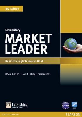 Market Leader 3rd edition Elementary Course Book for pack