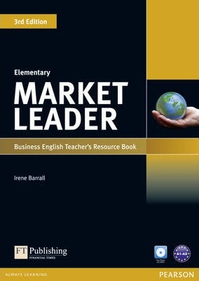 Market Leader 3rd edition Elementary Teacher's Resource Book for Pack