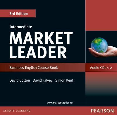 Market Leader Intermediate Coursebook Audio CD