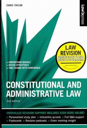 Law Express: Constitutional and Administrative Law (Revision