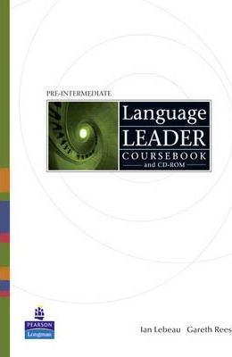 Language Leader Pre-Intermediate Coursebook and CD-Rom and LMS and Access Card Pak