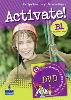 Activate! B1 Students' Book/DVD Pack Version 2