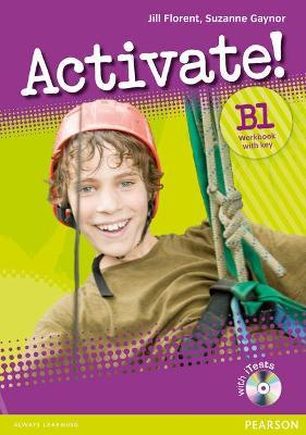 Activate! B1 Workbook with Key/CD-Rom Pack Version 2